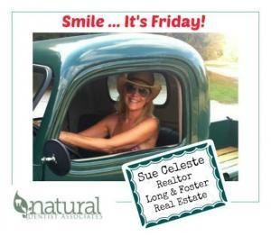 Natural Dentist Associates Sue Celeste